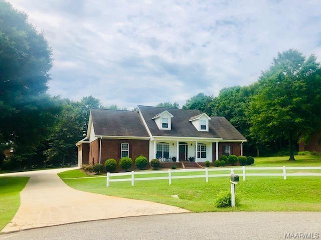 412 County Road 556 ., Enterprise, AL 36330 (MLS #458571) :: Team Linda Simmons Real Estate