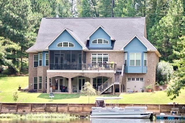 492 Cliffside Drive, Titus, AL 36080 (MLS #478493) :: Buck Realty