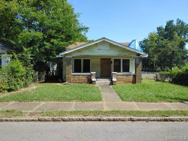 2623 Avenue G, Birmingham, AL 35218 (MLS #479278) :: Buck Realty