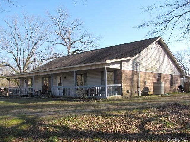 447 W Hickory Grove Road, Lapine, AL 36046 (MLS #488612) :: Buck Realty