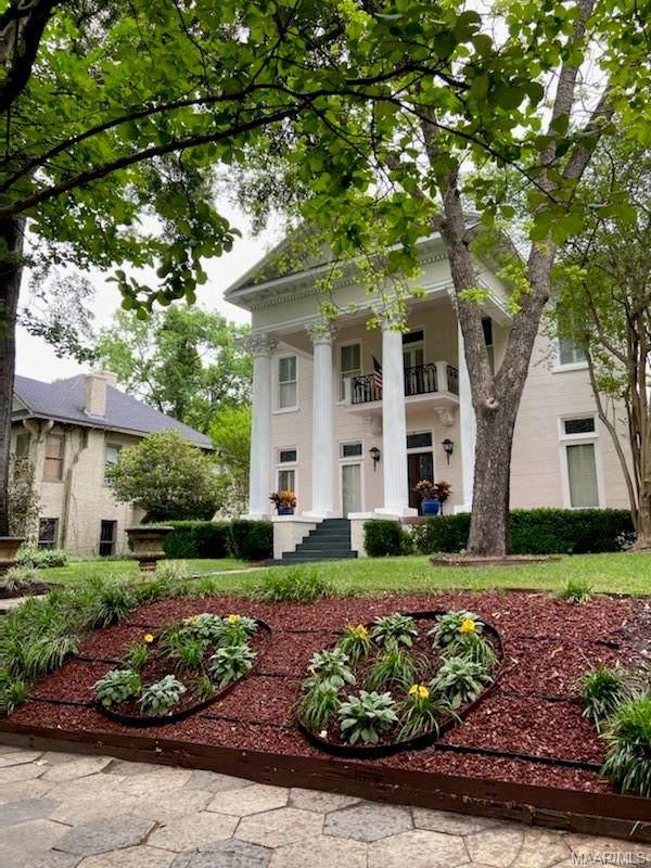 1349 S Perry Street, Montgomery, AL 36104 (MLS #491189) :: Buck Realty