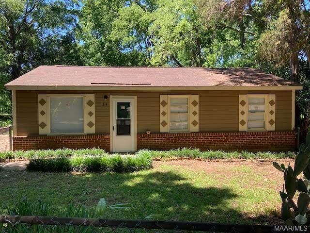314 Dewanee Court, Montgomery, AL 36107 (MLS #492483) :: Buck Realty