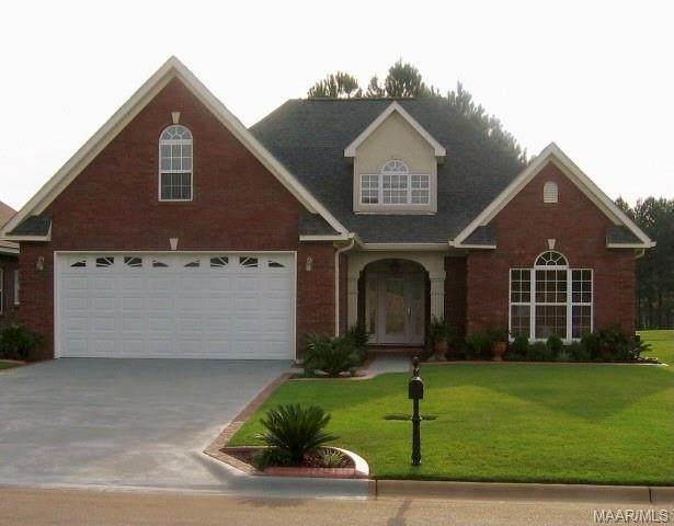 159 Rosemount Drive, Enterprise, AL 36330 (MLS #494598) :: Team Linda Simmons Real Estate