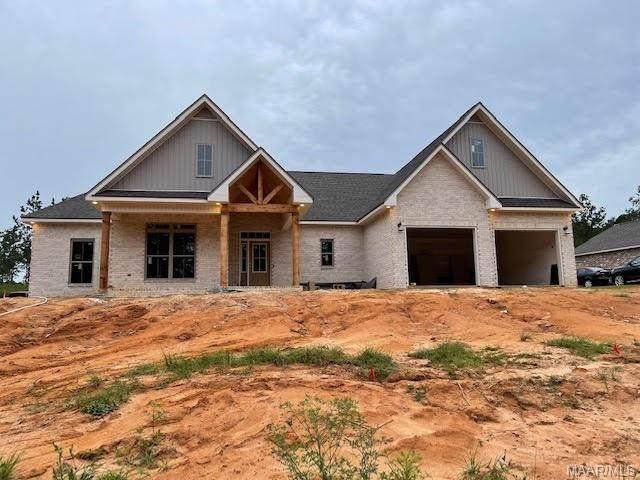 219 County Road 520, Enterprise, AL 36330 (MLS #499666) :: Team Linda Simmons Real Estate