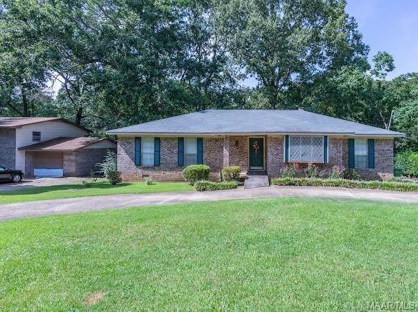 421 N Moye Drive, Montgomery, AL 36109 (MLS #501057) :: Buck Realty