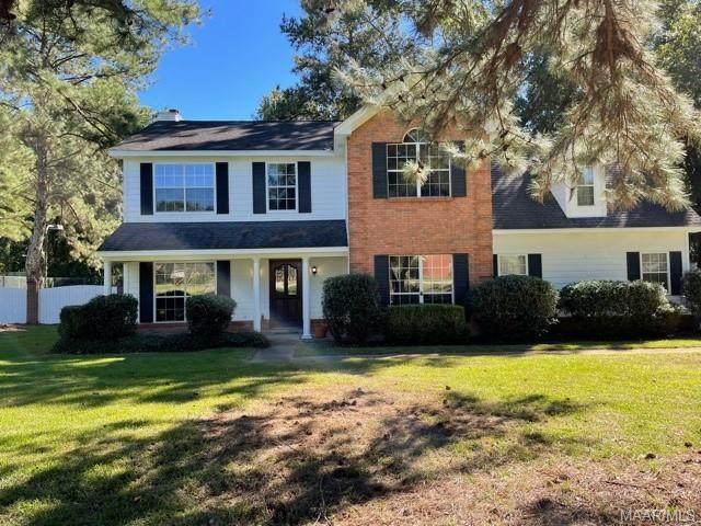 521 New Bingham Drive, Wetumpka, AL 36093 (MLS #501391) :: Buck Realty