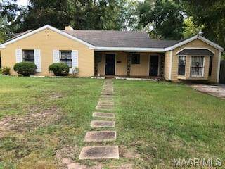 123 National Street, Montgomery, AL 36105 (MLS #503152) :: Buck Realty