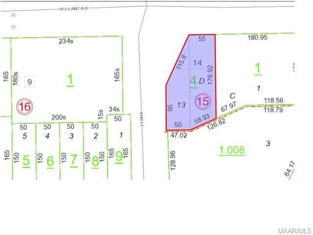 2906 Highland Avenue, Montgomery, AL 36107 (MLS #324086) :: Buck Realty