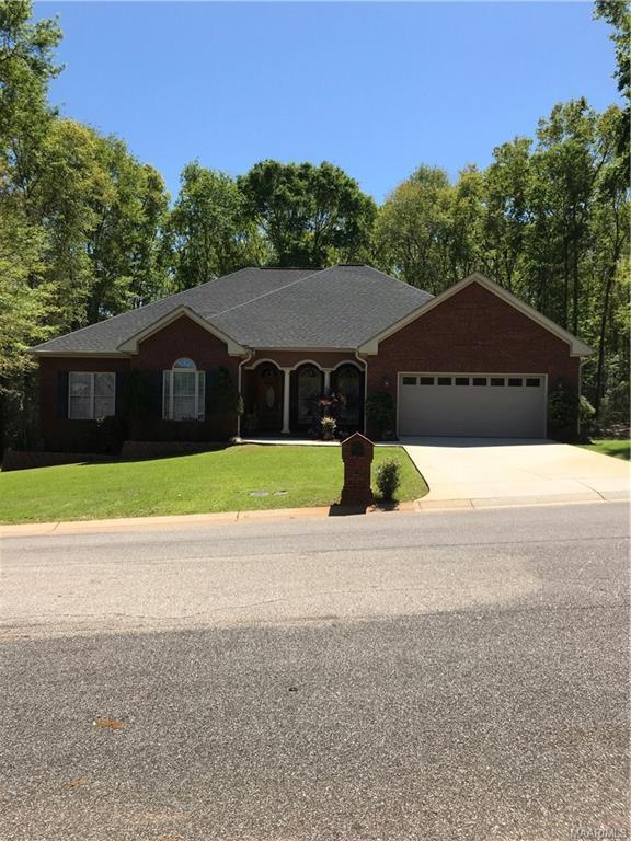 106 Williamsburg Lane, Enterprise, AL 36330 (MLS #450624) :: Team Linda Simmons Real Estate