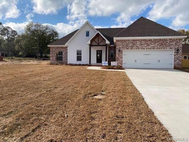 307 Dauphin Street, Enterprise, AL 36330 (MLS #461524) :: Team Linda Simmons Real Estate