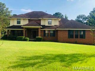 606 Lakeview Drive, Tuskegee, AL 36083 (MLS #468994) :: Buck Realty
