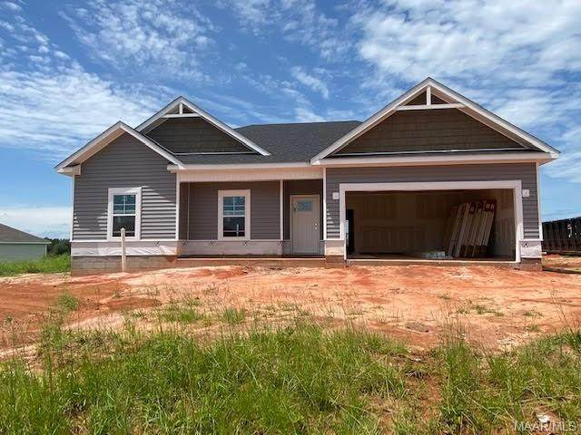 348 Mayberry Way, New Brockton, AL 36351 (MLS #471485) :: Team Linda Simmons Real Estate