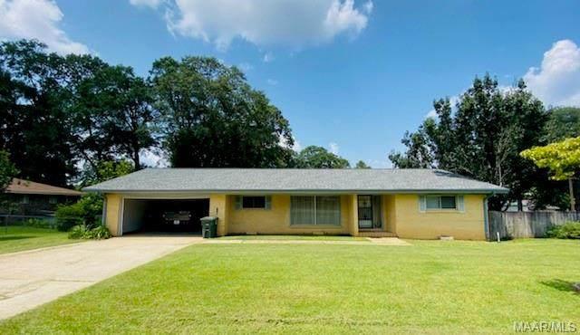 201 Walnut Drive, Enterprise, AL 36330 (MLS #499106) :: Team Linda Simmons Real Estate