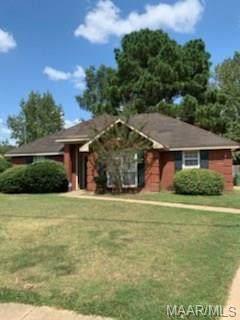 6309 Sycamore Drive, Montgomery, AL 36117 (MLS #450685) :: Buck Realty