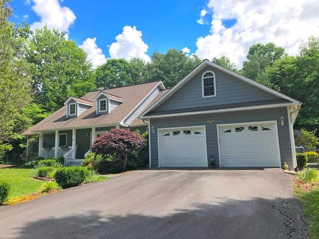 221 Collett Woods Trail, ANDREWS, NC 28901 (MLS #129027) :: Old Town Brokers