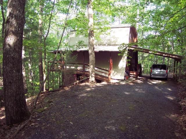 345 High Ridge Road, MURPHY, NC 28906 (MLS #131704) :: Old Town Brokers