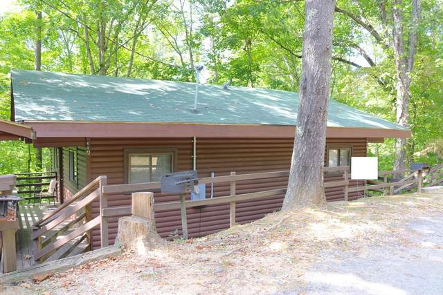 157 Blue Ridge Pwky, BRYSON CITY, NC 28713 (MLS #132311) :: Old Town Brokers