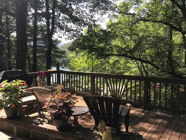 40 Santeetlah Trail, ROBBINSVILLE, NC 28771 (MLS #132385) :: Old Town Brokers