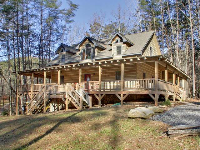 35 Double Branch Trail, MURPHY, NC 28906 (MLS #132403) :: Old Town Brokers