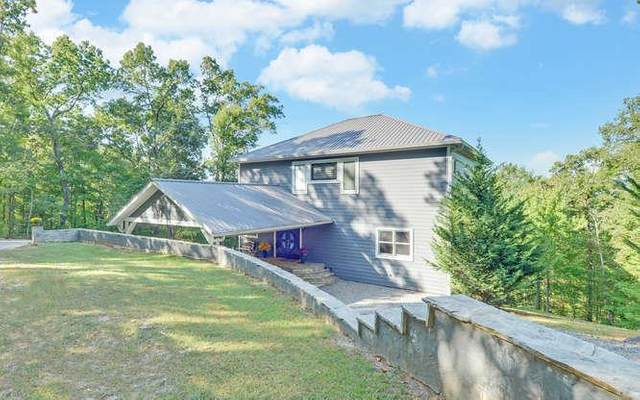 122 Turkey Pen Drive, MURPHY, NC 28906 (MLS #132833) :: Old Town Brokers