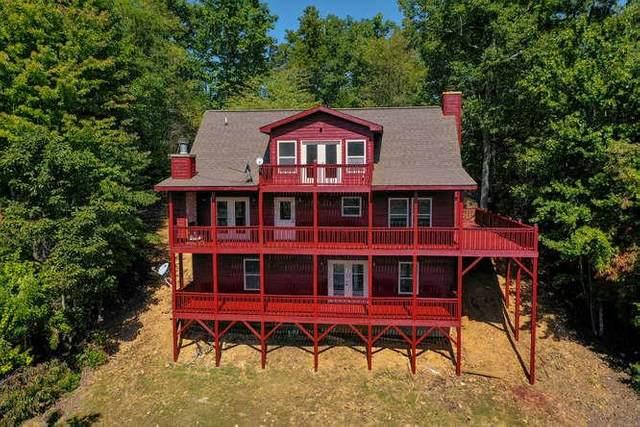 520 Cedar Ridge Drive, MURPHY, NC 28906 (MLS #132847) :: Old Town Brokers