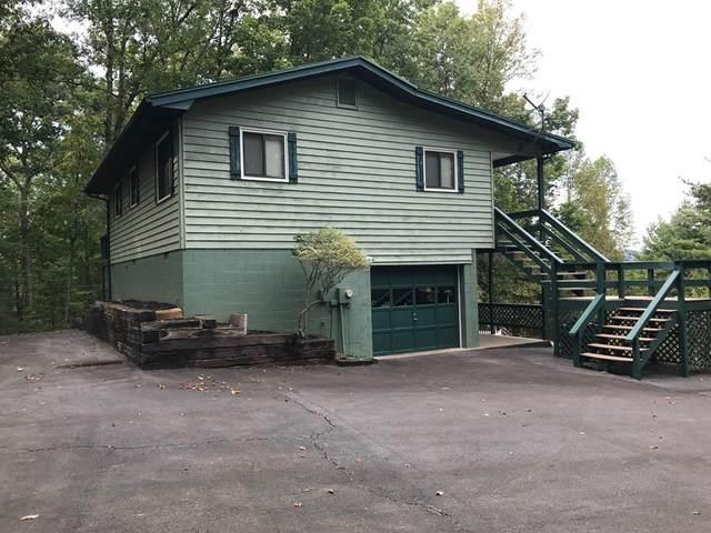 283 Mountain Drive, MURPHY, NC 28906 (MLS #132860) :: Old Town Brokers