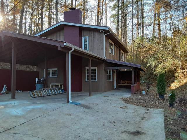 125 Trillium Trail, MURPHY, NC 28906 (MLS #133204) :: Old Town Brokers