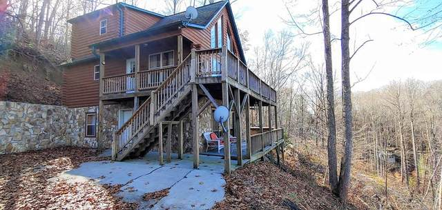 45 Ridgetop, TOPTON, NC 28781 (MLS #133258) :: Old Town Brokers