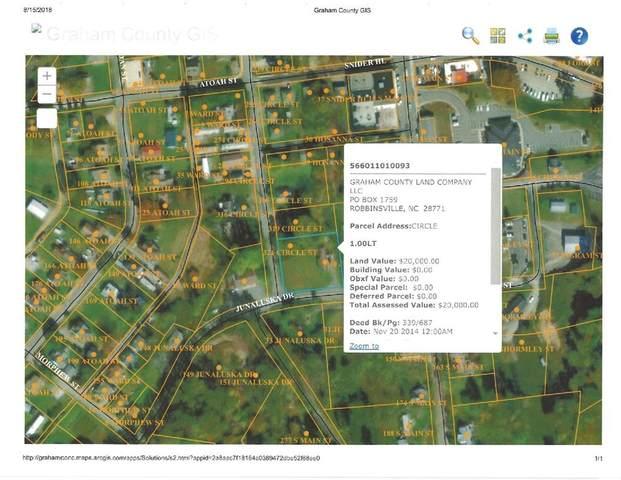 319 &321 Circle Street, ROBBINSVILLE, NC 28771 (MLS #133273) :: Old Town Brokers