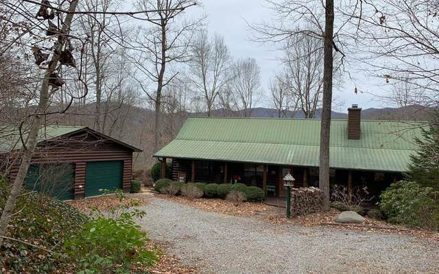 7658 Hwy 76 East, HIAWASSEE, GA 30546 (MLS #133423) :: Old Town Brokers