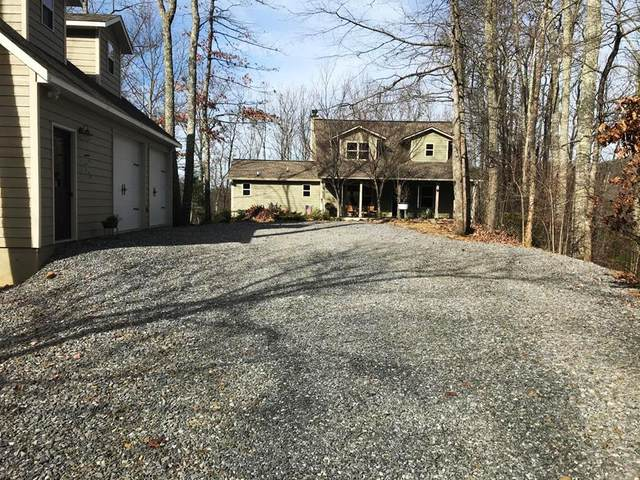 601 Peachtree Mountain Estates, MURPHY, NC 28906 (MLS #133452) :: Old Town Brokers