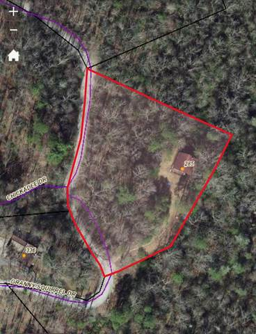 285 Granny Squirrel Drive, ANDREWS, NC 28901 (MLS #133619) :: Old Town Brokers