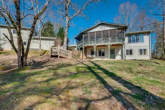 43 Fox Hunter Trail, BRASSTOWN, NC 28902 (MLS #133719) :: Old Town Brokers