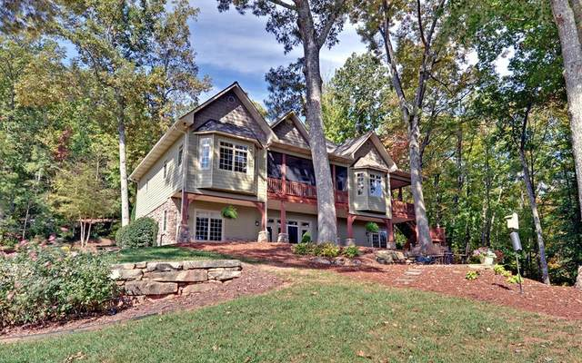 90 Indian Trail, HAYESVILLE, NC 28904 (MLS #133869) :: Old Town Brokers