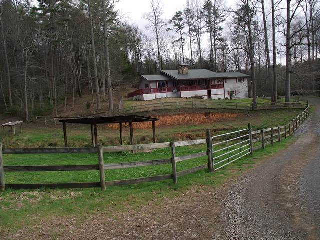 204 Tranquil Valley Lane, MURPHY, NC 28906 (MLS #133893) :: Old Town Brokers