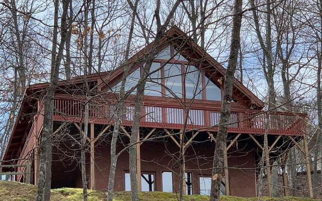 260 Chatuge Cove Drive, HAYESVILLE, NC 28904 (MLS #133959) :: Old Town Brokers