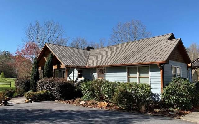 7077 Upper Hightower Road, HIAWASSEE, GA 30546 (MLS #133990) :: Old Town Brokers