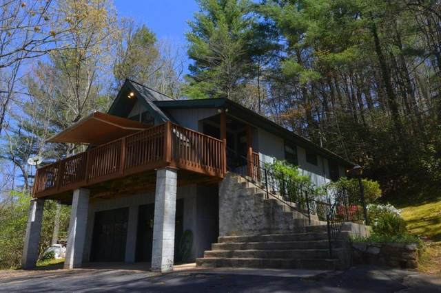 68 Mountain Drive, ROBBINSVILLE, NC 28771 (MLS #134032) :: Old Town Brokers