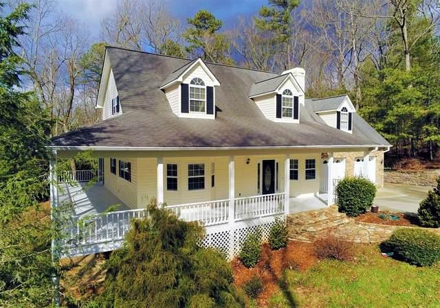 206 Timbergate Trail, BLAIRSVILLE, GA 30512 (MLS #134080) :: Old Town Brokers