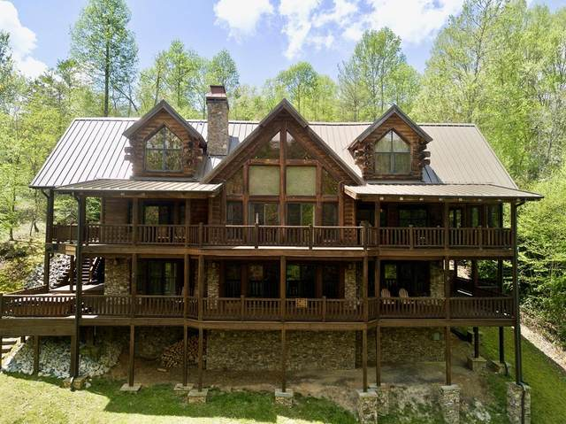 120 Rainwater Point, NANTAHALA, NC 28781 (MLS #134090) :: Old Town Brokers