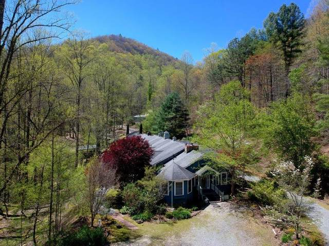 1283 Blue Boar Road, ROBBINSVILLE, NC 28771 (MLS #134223) :: Old Town Brokers