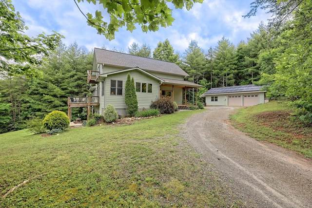2257 Trout Cove Road, BRASSTOWN, NC 28902 (MLS #134416) :: Old Town Brokers
