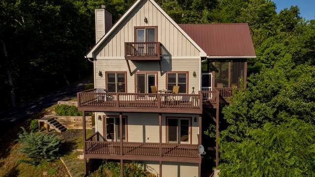 260 Hideaway Ridge Trail, ROBBINSVILLE, NC 28771 (MLS #134511) :: Old Town Brokers