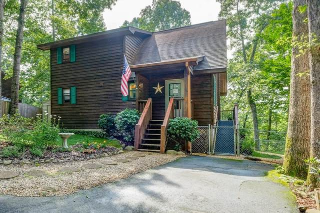 37 Grouse Hollow, MURPHY, NC 28906 (MLS #134590) :: Old Town Brokers