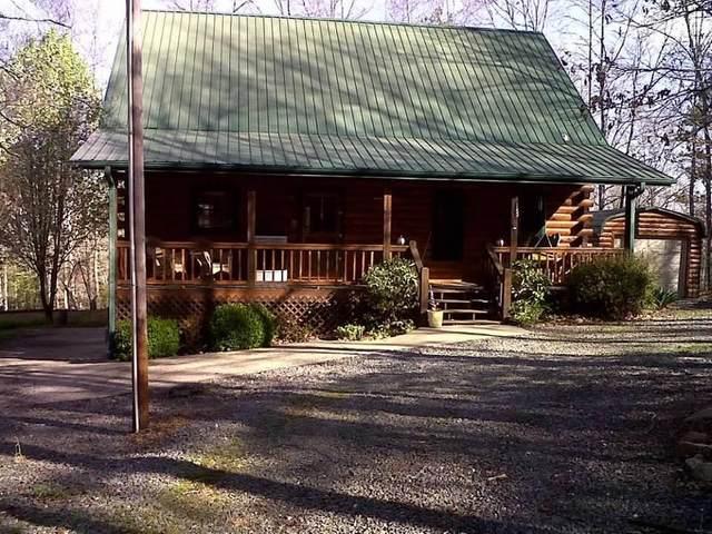 7815 Cutcane Road, MINERAL BLUFF, GA 30559 (MLS #134626) :: Old Town Brokers