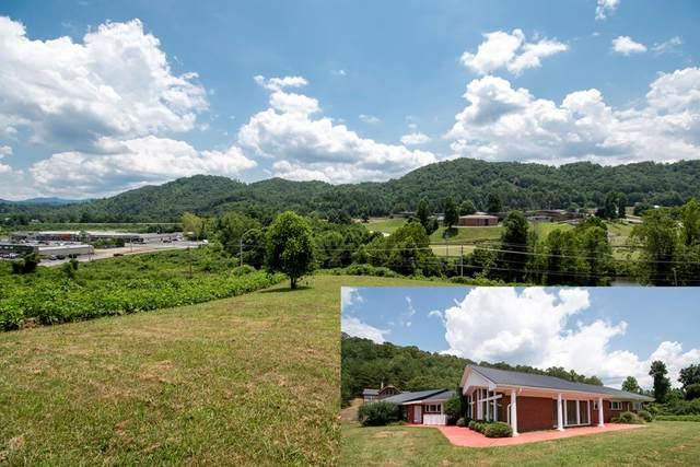 212 Natural Springs Drive, MURPHY, NC 28906 (MLS #134767) :: Old Town Brokers