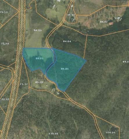 Lot 1 Carruth Rd, TURTLETOWN, TN 37391 (MLS #134771) :: Old Town Brokers