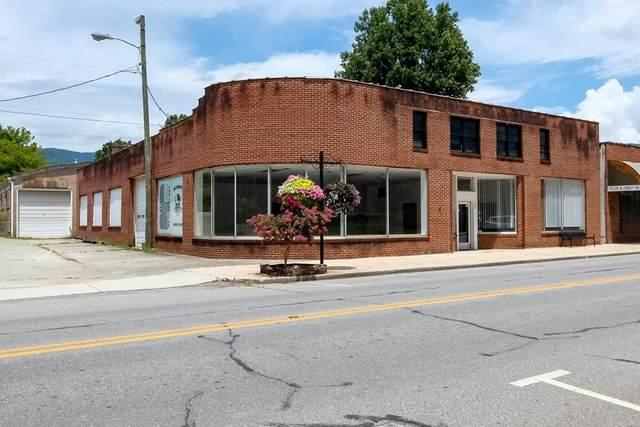 889 Main Street, ANDREWS, NC 28901 (MLS #134863) :: Old Town Brokers
