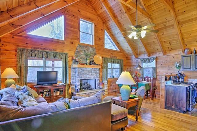 525 Gator Ridge, NANTAHALA, NC 28781 (MLS #134903) :: Old Town Brokers
