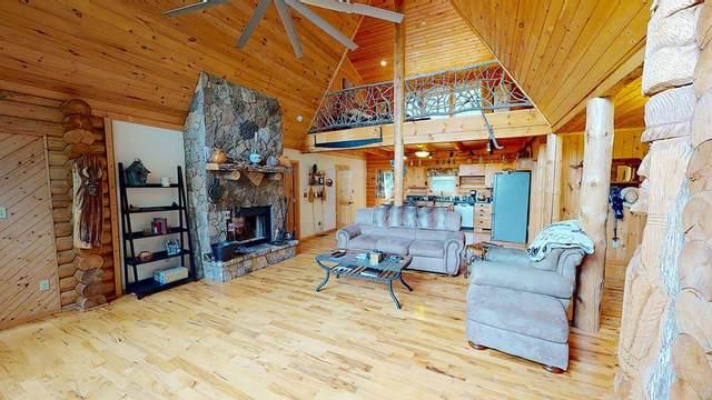 130 Chimney View Lane, TOPTON, NC 28781 (MLS #135054) :: Old Town Brokers